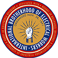 Holden Electric Co. is a proud member of the International Brotherhood of Electrical Workers