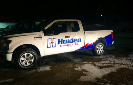 Holden Electric Truck